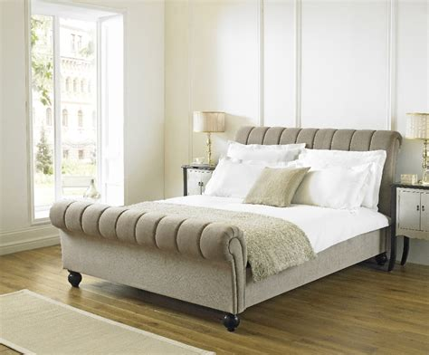 Upholstered Bed by A Sueno 187 Archive Stanhope Upholstered Bed V