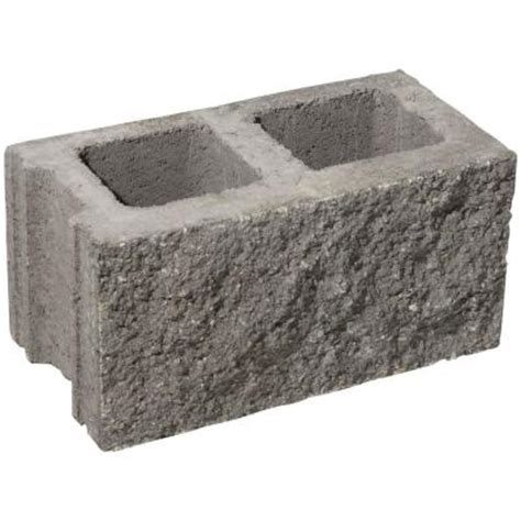 decorative concrete blocks home depot 16 in x 8 in x 8 in concrete block 32311352 the home