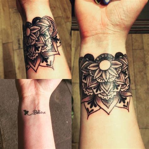 dark flower tattoo designs 30 small wrist tattoos designs design trends