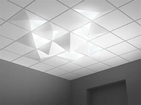 Ceiling Tile Light W W Ceiling Light By Pool 187 Retail Design