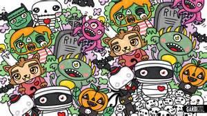 doodle graffiti kawaii graffiti doodle 2 speed drawings by