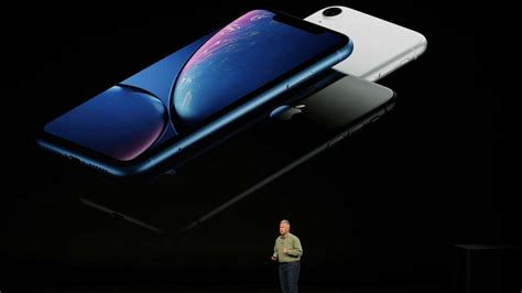 apple announces iphone xr with id
