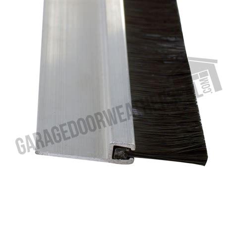 garage door edge seal garage door retainer 1 inch garage door weather seal