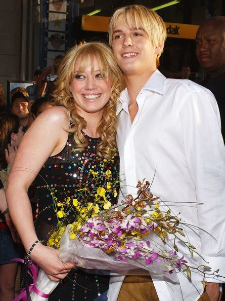 celebrity deathmatch hilary duff remember when aaron carter dated hilary duff then left her