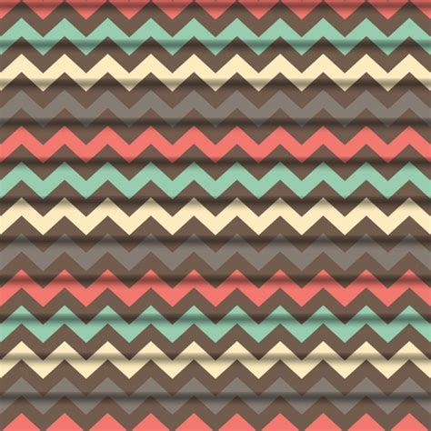 colorful zig zag wallpaper colorful zig zag background vector free download