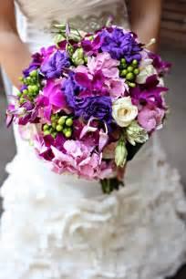purple wedding bouquets memorable wedding purple wedding bouquets