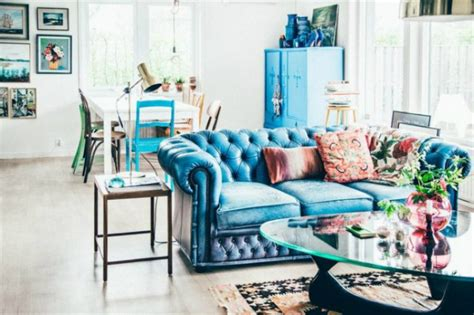 Home Decor Trends Autumn Winter 2015 | fall winter trends 2015 the blue modern home decor