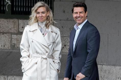 vanessa kirby is she married crown star vanessa kirby clears up tom cruise dating rumors