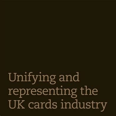 Gift Card Association - the uk cards association small back room