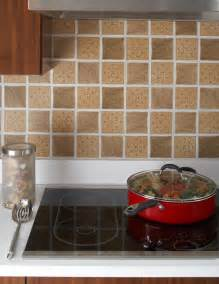 Peel And Stick Backsplash For Kitchen Peel And Stick Kitchen Backsplash Bukit
