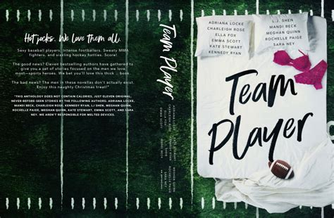 team player a sports anthology books team player a anthology tour the smutbrarians