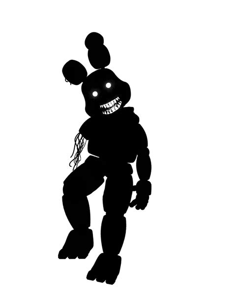 five nights at freddy s coloring book great coloring pages for and adults unofficial edition books shadow bonnie commission by christian2099 on deviantart