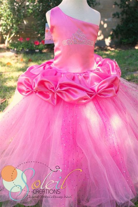 Gamis 33866 Medyana Pink Syari inspired keira pop tutu dress princess