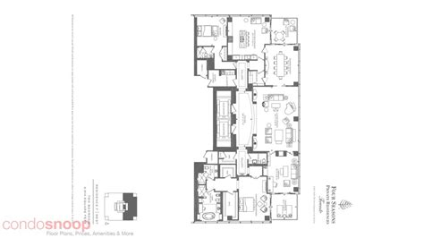 four seasons toronto floor plans four seasons private residences 50 yorkville avenue 55