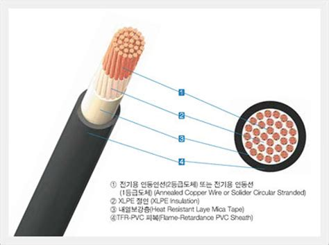 Supplier Seo Ri Maxy By Rinaya 0 6 1kv tray heat resistant signal cable id