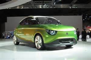 Best Car Covers In The World Gas Sipping Suzuki Concept Begs For Production