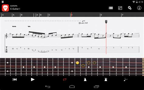 The Place Guitar Pro Guitar Pro Android Apps On Play