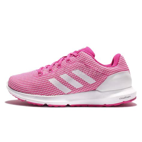 Adidas Cosmic 2 Original Indonesia 1 adidas cosmic w cloudfoam pink white womens running shoes
