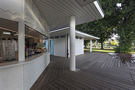 auf der veranda hochbauamt des kantons basel stadt badepavillon birskopf
