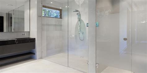 Bathroom Shower Ideas by Glass Shower Screens Amp Frameless Screens O Brien 174 Glass