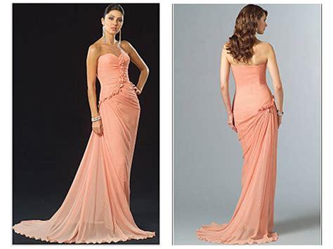 Dress Vogue vogue formal dress patterns dress yp