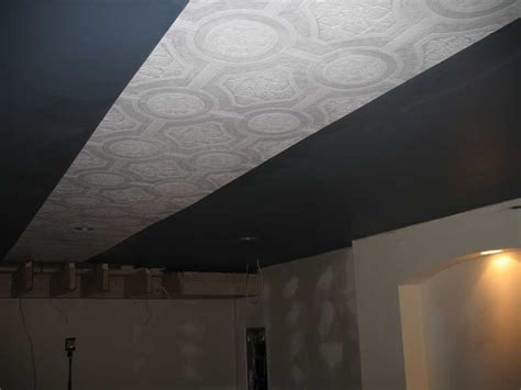 Paper Ceiling by Timeless Impressions Theater Progress Page 2 Avs Forum