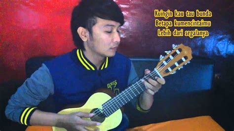 tutorial fingerstyle bunda erie suzan muara kasih bunda nathan fingerstyle youtube