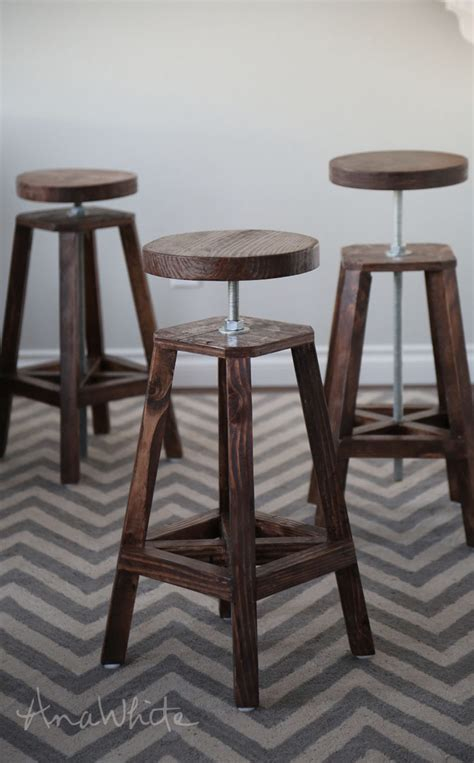 Style Bar Stools awesome industrial style bar stools homesfeed