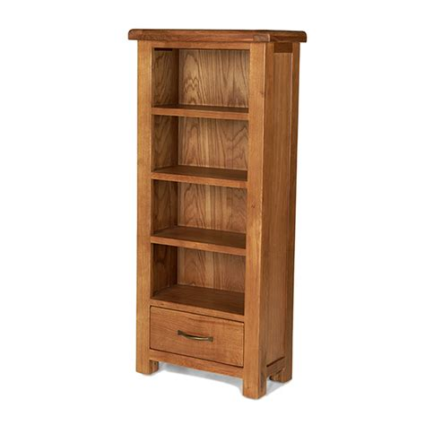 Oak Cd Storage Cabinet Rushden Solid Oak Furniture Cd Dvd Storage Cabinet Rack Ebay