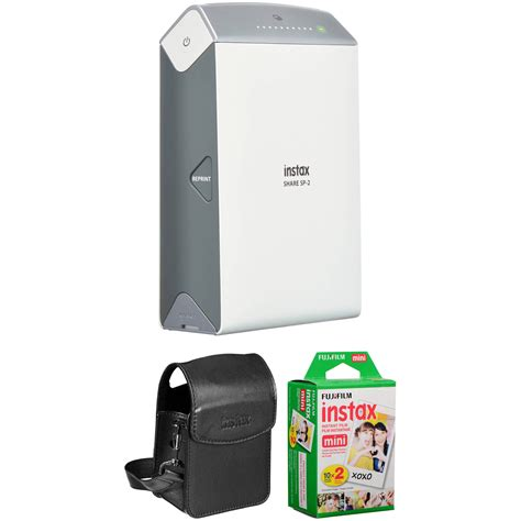Printer Fujifilm fujifilm instax smartphone printer sp 2 with carry pouch