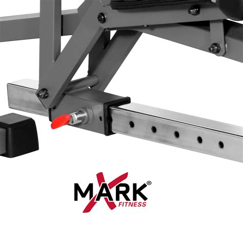 bench leg extension xmark fitness flat incline decline weight bench with