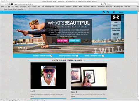 5 Great Microsite Exles Microsite Design Pinterest Web Design Inspiration And Design Microsite Template