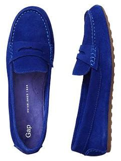 Sepatu Jelly Monobo Loafer Blue W6 millesime is vintage vintage shoes for