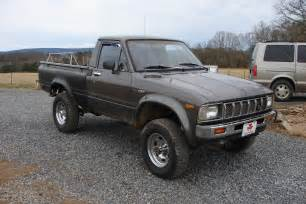 Wheels Toyota Truck Cars Of A Lifetime 1982 Toyota 4 215 4 How The