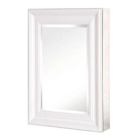 Pegasus 15 in. W Framed Recessed or Surface Mount Bathroom