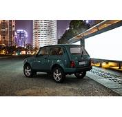 LADA 4x4 Urban  Review Official Website