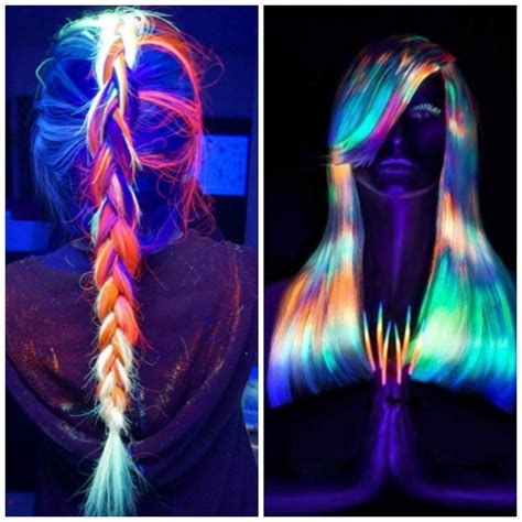glow in the hair color glow in the hair is the trend s lounge
