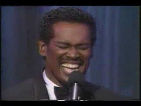 a house is not a home live luther vandross