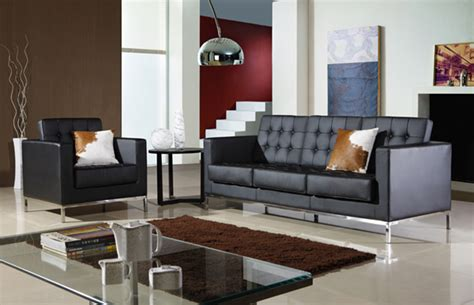 Florence Knoll by Florence Knoll Inspired 2 Seater Sofa