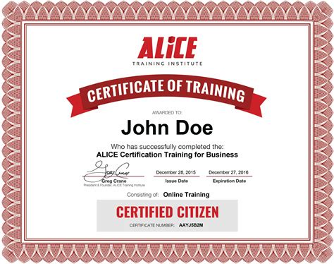 Or Certification Options Institute