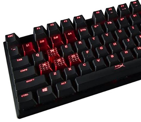 Keyboard Gaming Hyperx kingston hyperx alloy fps mechanical gaming keyboard review