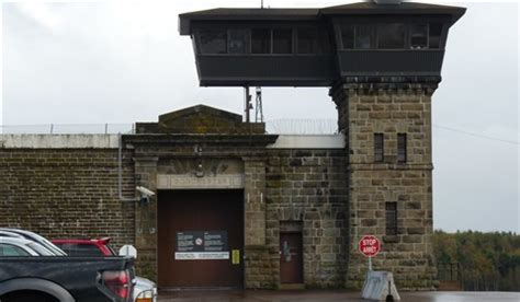 dorchester prison, side enterence: 22codfish: galleries
