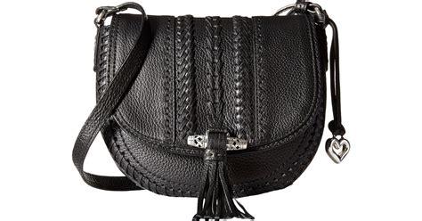 Nia Tote Bag brighton nia mini tassel bag in black lyst