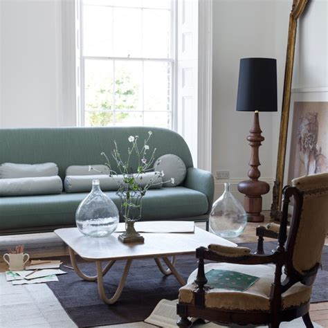 mint green living room modern living room with mint green sofa housetohome co uk