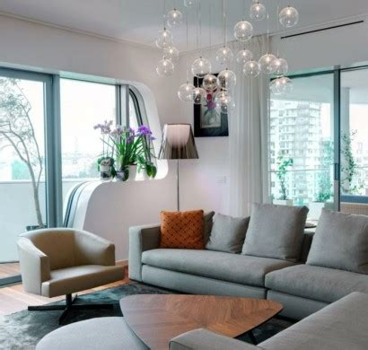pendelleuchten für wohnzimmer dekoideen wohnzimmer braun