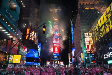 new year performances nyc times square drop at abc news archive at