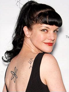 ncis abby tattoos exclusive pauley perrette jumps to ncis la
