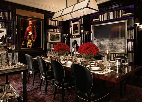 ralph lauren dining room ralph lauren apartment no one collection