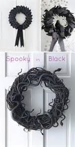 Halloween Wreath Design Plus You Halloween Wreaths
