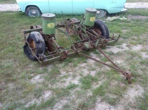 Deere 290 Planter by Deere 290 Planter Restoration Yesterday S Tractors